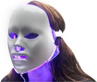 LED gezichtsmasker blauw licht
